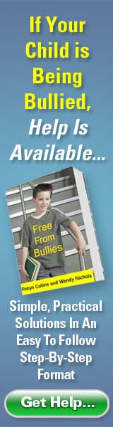 Help Your Child Be Free From Bullies Today