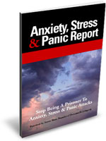 Anxiety, Stress & Panic Report
