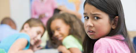 Is Your Child Being Bullied at School?