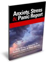 Anxiety, Stress & Panic Report