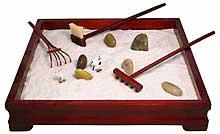 Deluxe Zen Garden - Stress Toys